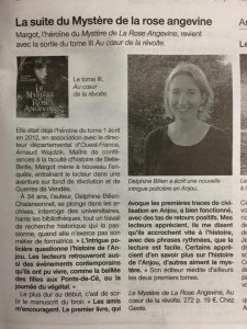 article ouest france sept 15